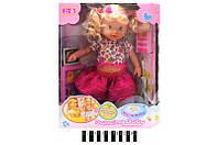 Кукла муз. танцующая в кор. 30*14*36 см. /8/(RT05057-1)