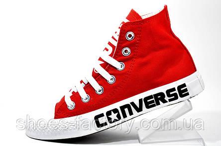 Кеды в стиле Converse женские, фото 2