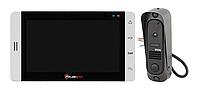 PoliceCam PC-705 и DVC-4Q комплект видеодомофона