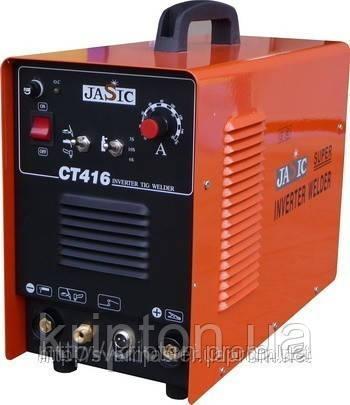 Сварочный аппарат Многофункциональный  Jasic СТ-416 ( TIG/MMA/plasma)