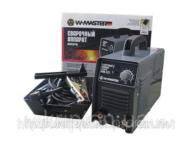 Сварочный аппарат  WMaster 251