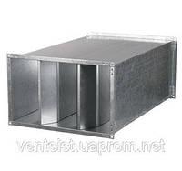 Шумоглушитель для прямоугольных каналов СР 700х400