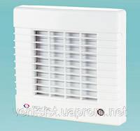 Вентилятор вытяжной с автоматическими жалюзи Вентс 100 МА