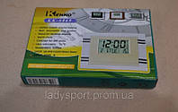 Часы электронные с датчиком температуры Kenko КК-6869