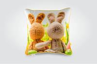 Подушка декоративная Пасхальный заяц