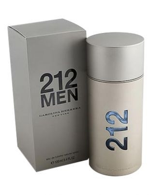 Мужские - Carolina Herrera 212 Men (edt 100ml)
