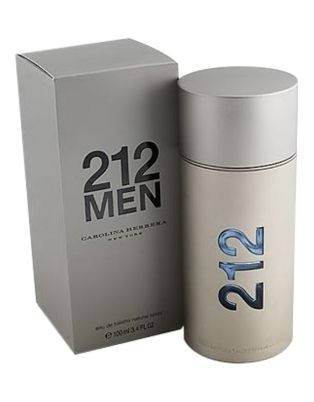 Мужские - Carolina Herrera 212 Men (edt 100ml), фото 2