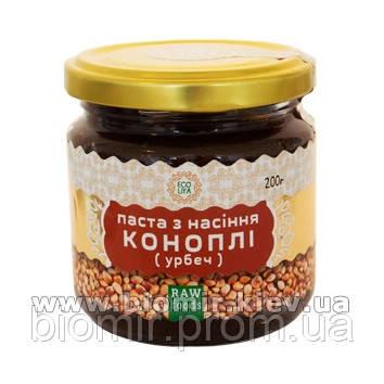Паста из семян конопли (урбеч) - Компания БиоМир в Киеве