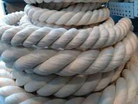 Канат хлопчатобумажный для лазанья 40мм