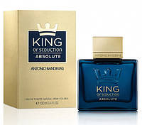 Мужские духи Antonio Banderas King Of Seduction Absolute edt 100ml