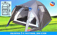 Палатка туристическая 2-х местная Coleman 3006