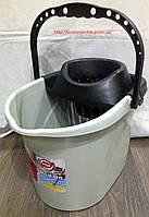 Ведро для уборки с МОП 13 литров /elif, Турция/