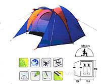 Палатка туристическая 2-х местная Coleman X-3006