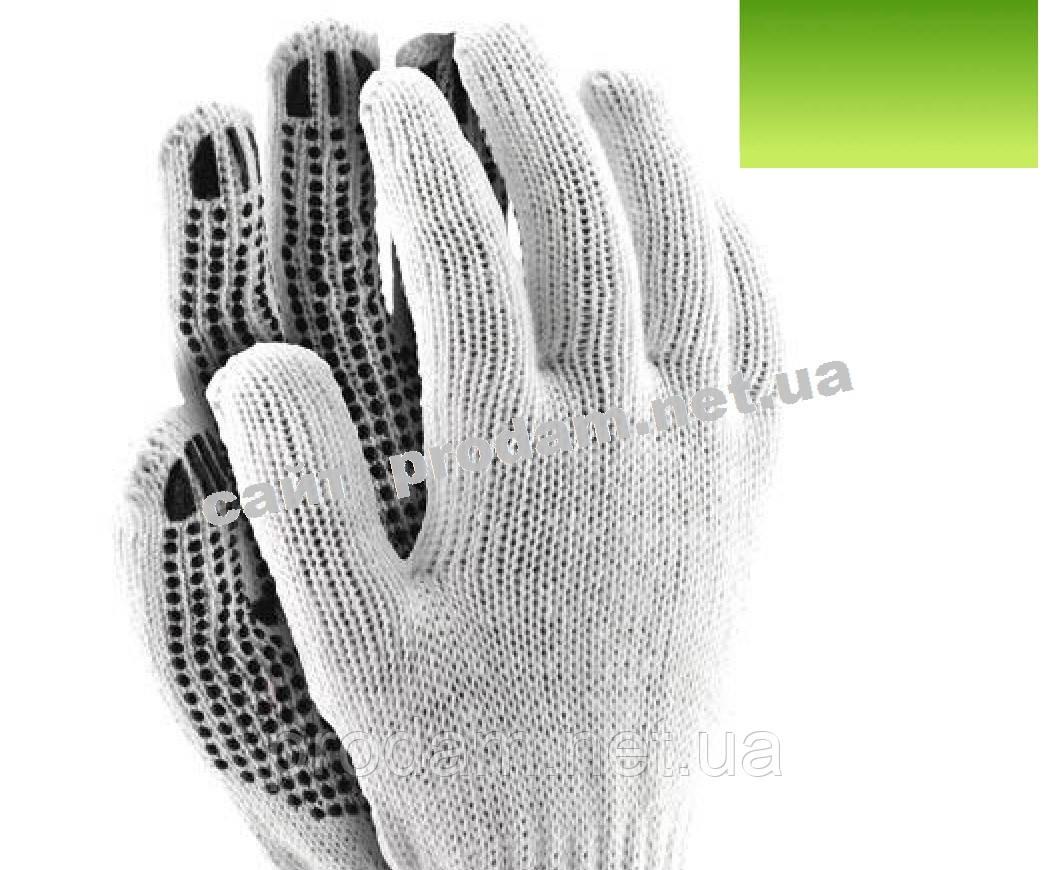 Перчатки робочие х/б