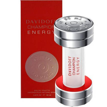 Мужские духи Davidoff Champion Energy edt 90ml, фото 2