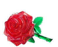 Пазл кристалл 3D Роза