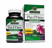 Pau D 'Arco  кора муравьиного дерева Nature's Answer 500 мг 90 капс