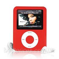 Mp3 player плеер 8Gb памяти под Apple iPod красный