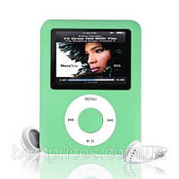 Mp3 player плеер 8Gb памяти под Apple iPod зеленый