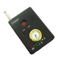 Детектор жучков - обнаружения скрытых видеокамер и аудио жучков  CX007, фото 1
