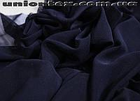 Сетка стрейч темно- синяя