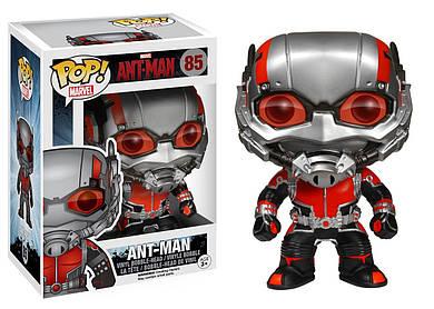 Человек Муравей виниловая фигурка супергерой  / Ant-Man Marvel Funko POP