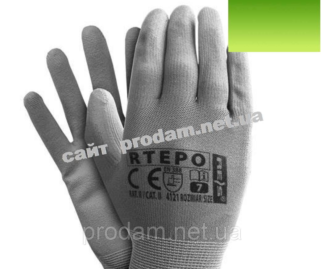 Перчатки RTEPO серые