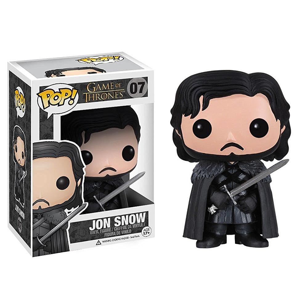 Джон Сноу виниловая фигурка Игра Престолов  / Jon Snow Game of Thrones Funko POP
