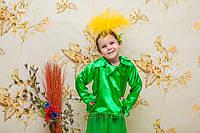Карнавальный костюм одуванчик  мальчик прокат