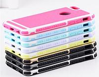 Противоударный салатовый чехол для iPhone 5/5S