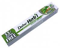 Зубная паста Dabur Herbal Neem Ним 100 грамм