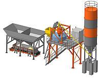 Автоматизированное производство бетона
