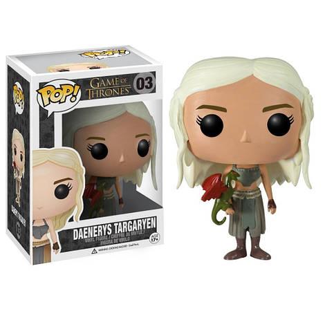 Дейенерис Таргариен виниловая фигурка Игра Престолов  / Daenerys Targaryen Game of Thrones Funko POP