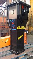 Гидромолот  390 кг на JCB 4CX