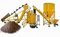 Оборудование производства ячеистого бетона