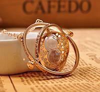 Подвеска Песочные часы Гермионы из Гарри Поттера, фото 1