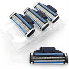 Аксесуари та змінні касети для гоління