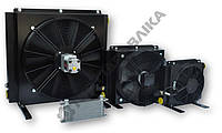 Гидравлический масляный радиатор RAL40/5 40-250 л/мин