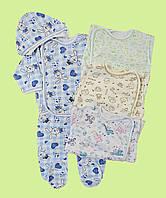 Комплект для новорожденных тонкий