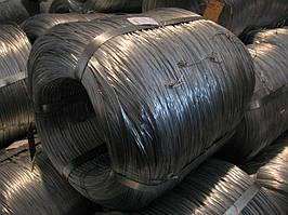 Проволока стальная оцинкованная мягкая 1,0 мм  ГОСТ 3282-74