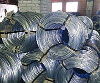 Проволока стальная оцинкованная мягкая 1,4мм ГОСТ 3282-74