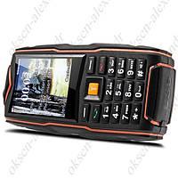 VKWorld V3(F8) Неубиваемый защищенный телефон(Power Bank 5200mAh), фото 1