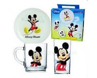 Набор детский Luminarc Disney Mickey Colors 3 предмета