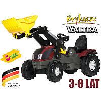 большой трактор с ковшом Valtra Rolly Toys 611157