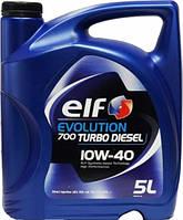ELF 10W40 Evolution 700 Turbo Diesel 5L