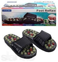 Массажные тапочки Foot Reflex, фото 1