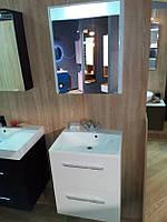 Набор мебели для ванной Santorini 60 см Буль-буль белый