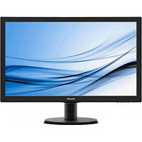Монитор Philips 243V5QHABA / 01 Black
