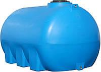 Пластиковый горизонтальный бак 3000 литров