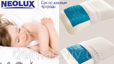 """Ортопедические подушки """"NEOLUX"""" (Украина)"""